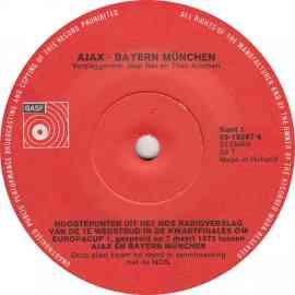 Ajax - Bayern München 07.03.1973