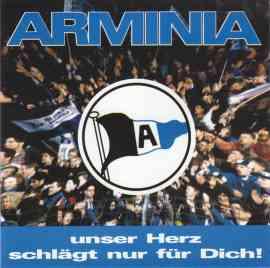 Arminia, unser Herz schlägt nur für Dich!