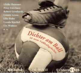 Dichter am Ball - 50 neue Fußballgedichte