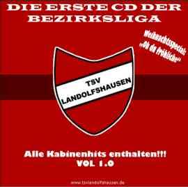 Die erste CD der Bezirksliga