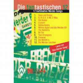 Die Fantastischen 12 (12 kultimative Werder Songs)