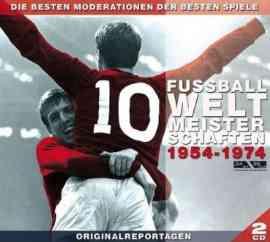 Fussballweltmeisterschaften 1954 - 1974