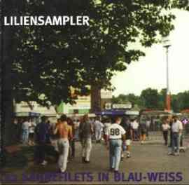 Liliensampler - 22 Sahnefilets in Blau Weiss