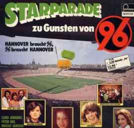 Starparade zu Gunsten von Hannover 96