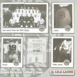 Tennis Borussia, Fußball & Zeugs