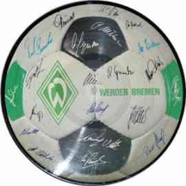 Werder Dance Beat Ball '83