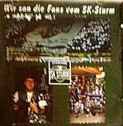 Wir san die Fans vom SK-Sturm