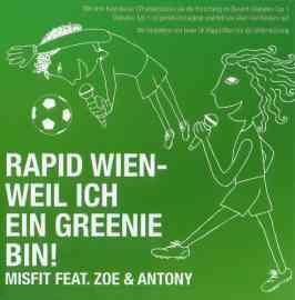 Rapid Wien - Weil ich ein Greenie bin