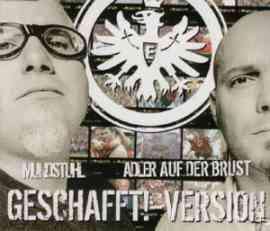 Adler auf der Brust - Geschafft! Version