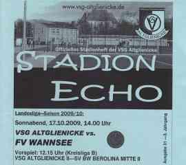 VSG Stadionhymne