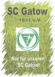 Nur für unseren SC Gatow