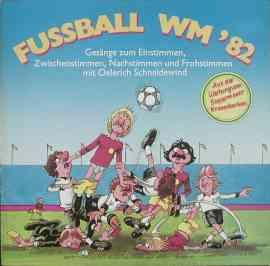 Fussball WM '82