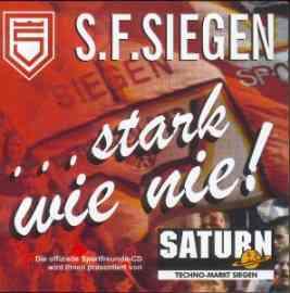 S. F. Siegen ... stark wie nie!