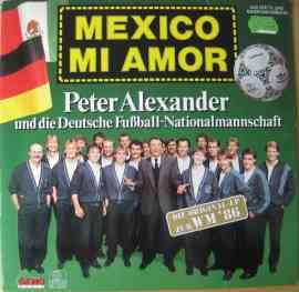 Mexico Mi Amor LP