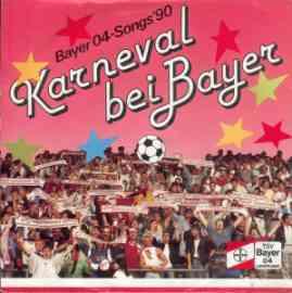 Karneval bei Bayer