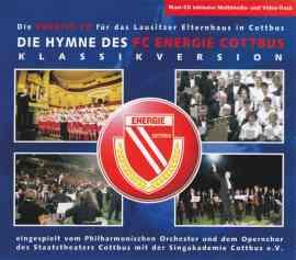 Die Hymne des FC Energie Cottbus Klassikversion