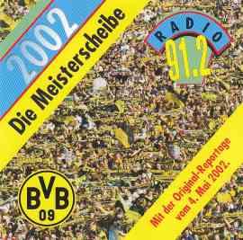 Die Radio 91.2 Meisterscheibe 2002
