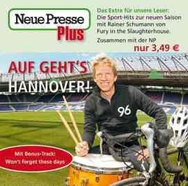 Auf geht`s Hannover