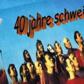 40 Jahre Schweiss