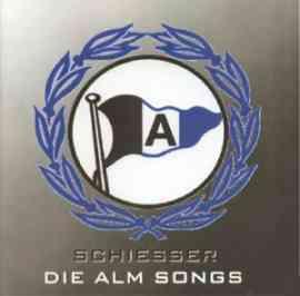 Die Alm Songs