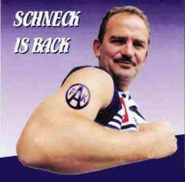 Schneck is back