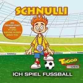Ich spiel Fußball