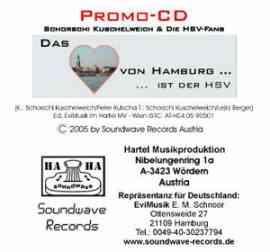 Das Herz von Hamburg ist der HSV