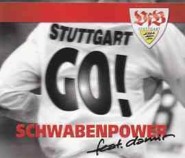Stuttgart Go! (Hey VfB...)