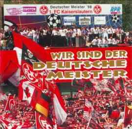 Wir sind der Deutsche Meister