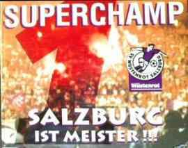 Salzburg ist Meister