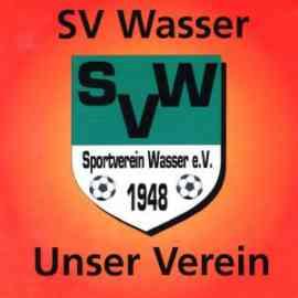 SV Wasser - Unser Verein