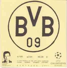 Schwarz-Gelb ist Borussia
