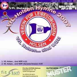 VfL Holsen ... sind wir