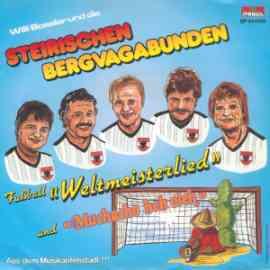 """Fußball """"Weltmeisterlied"""""""