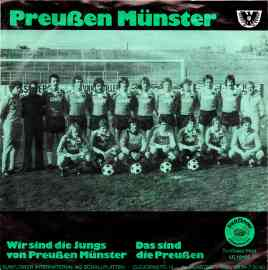 Wir sind die Jungs von Preußen Münster