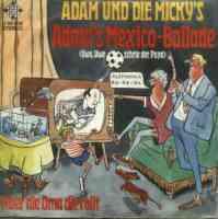Adam's Mexico Ballade (Uwe, Uwe, schrie der Papa)
