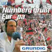Nürnberg grüßt Europa