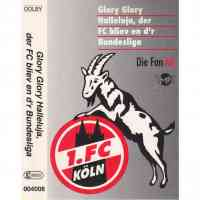 Glory Glory Halleluja, der FC bliev en d'r Bundesliga