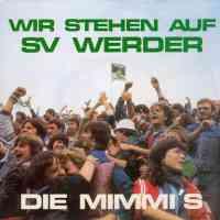 Wir stehen auf SV Werder