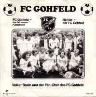 FC Gohfeld - das ist unsere Fussballwelt