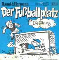 Der Fussballplatz