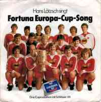 Fortuna Europacup Song
