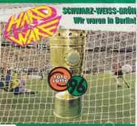 Schwarz-Weiss-Grün
