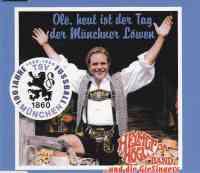 Ole, heut ist der Tag der Münchner Löwen