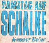 Samstag auf Schalke
