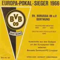 Europa-Pokal-Sieger 1966 (Borussia Dortmund - FC Liverpool)
