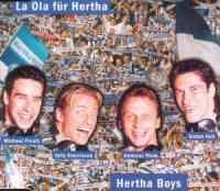 La Ola für Hertha