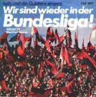 Wir sind wieder in der Bundesliga