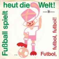 Fussball spielt heut die Welt!