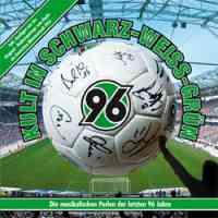 Hannover 96 - Kult in Schwarz-Weiss -Grün